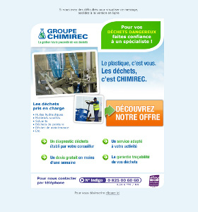 Newsletter Industrie
